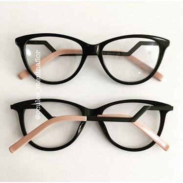 f876e704d Armação de grau - FDMF - Óculos Menina Flor