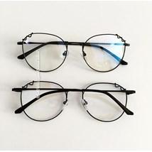 Armação de óculos de grau - Angel - Preto