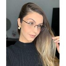 Armação de óculos de grau - Anitta 3 Pontos 406 - Preto C1