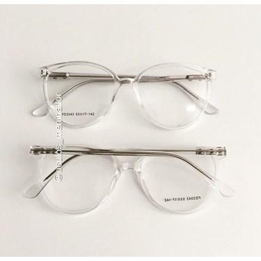 Armação de óculos de grau - Ariel 3343 - Transparente