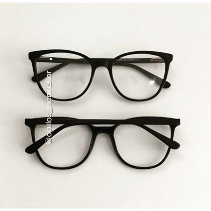 Armação de óculos de grau - Ariel BB5063 - Preto