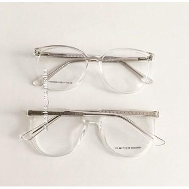 Armação de óculos de grau - Ariel estrela - Transparente