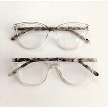 Armação de óculos de grau - Ariel - Transparente