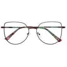 Armação de óculos de grau - Aurora 8012 - Bronze C2