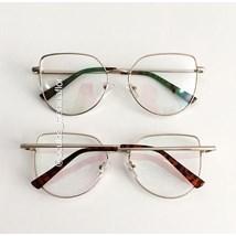 Armação de óculos de grau - Aurora 8012 - Dourado