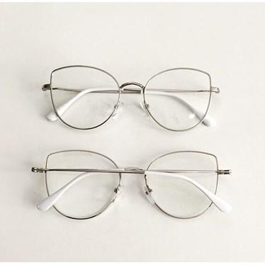 Armação de óculos de grau - Aurora Deux 526 - Prata