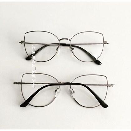 Armação de óculos de grau - Aurora Two - Grafite