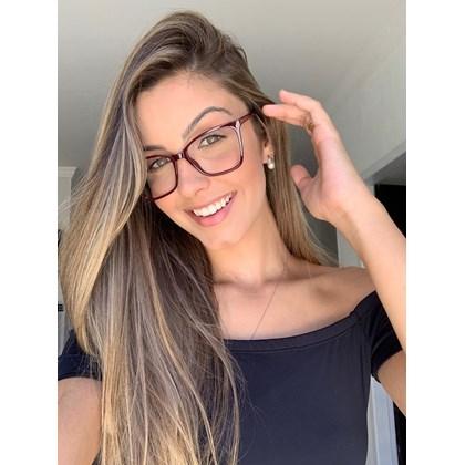 Armação de óculos de grau - Basiquinha - Bordo