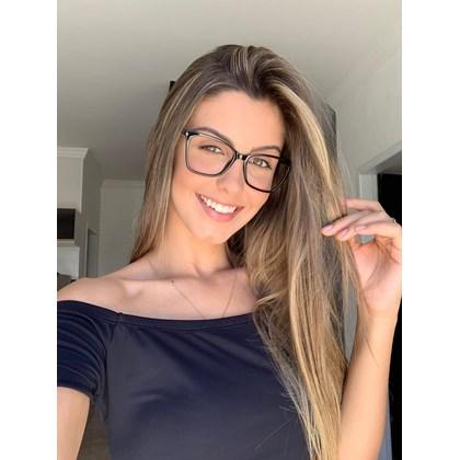 Armação de óculos de grau - Basiquinha - Preto