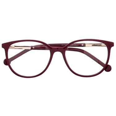 Armação de óculos de grau - Bee 10069 - Bordo