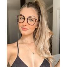 Armação de óculos de grau - DR quadrada - Marrom