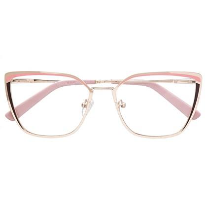 Armação de óculos de grau - Eduarda - Rosa