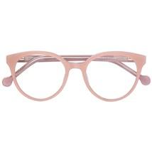 Armação de óculos de grau - Fada 2.0 - Nude candy cintilante