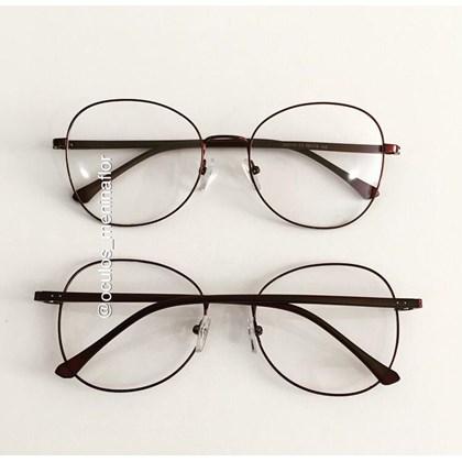 Armação de óculos de grau - Farfalla - Bordo