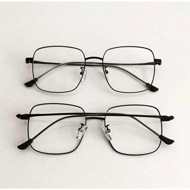 Armação de óculos de grau - Flay Quadrado 2170 - Preto