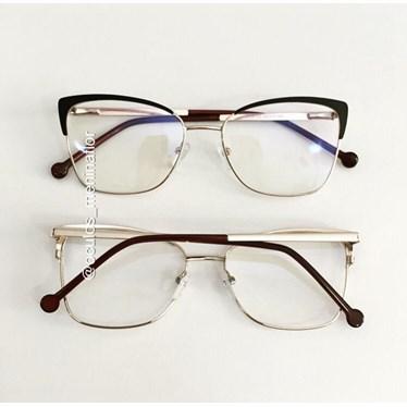 Armação de óculos de grau - Garfield 2.0 - Preto