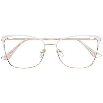 Armação de óculos de grau - Garfield 720 - Branco