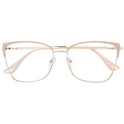 Armação de óculos de grau - Garfield 720 - Creme