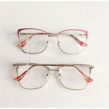 Armação de óculos de grau - Garfield 720 - Rosa