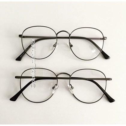 Armação de óculos de grau - Good Girl - Grafite