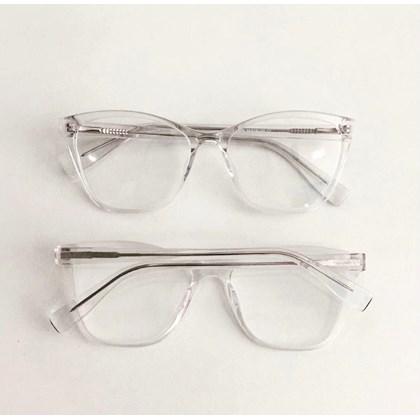 Armação de óculos de grau - Jade 3684 - Transparente