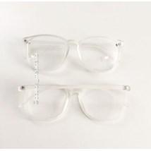 Armação de óculos de grau - Jasmine Fer 3038 -Transparente fosco