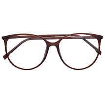 Armação de óculos de grau - Jasmine - Marrom fosco