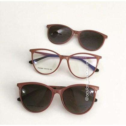 Armação de óculos de grau - Jasmine two - Nude C6