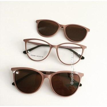 Armação de óculos de grau - Jasmine two - Nude Chocolate