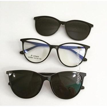 Armação de óculos de grau - Jasmine two - Preto