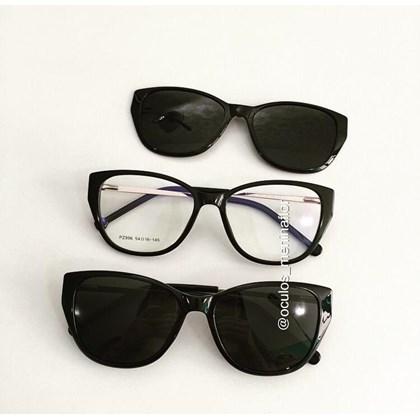 Armação de óculos de grau - Julieni 996 - Preto