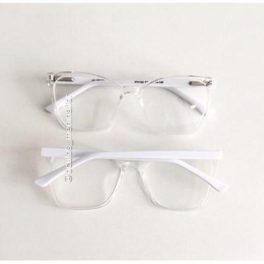 Armação de óculos de grau - Julinha 1142 - Transparente