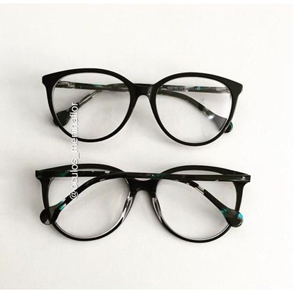 Armação de óculos de grau - Lexa 2145 - Preto