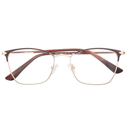 Armação de óculos de grau - Lilian 2.0 - Marrom