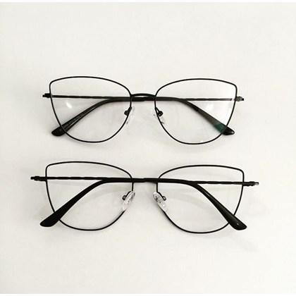 Armação de óculos de grau - Líris 33068 - Preto