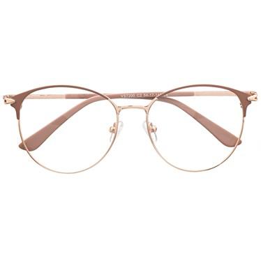 Armação de óculos de grau - Luara 7200 - Nude