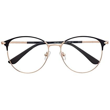 Armação de óculos de grau - Luara 7200 - Preto