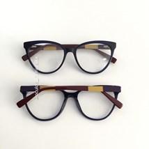 Armação de óculos de grau - Majuh - Azul marinho C5