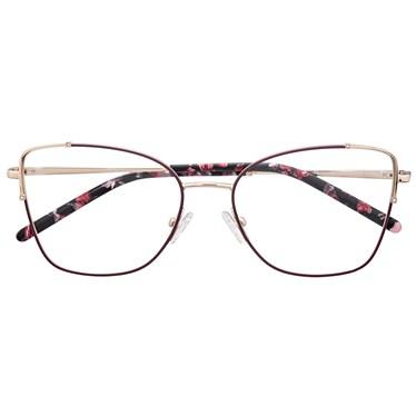Armação de óculos de grau - Maldivas - Bordo