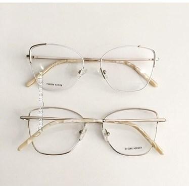 Armação de óculos de grau - Maldivas - Branco