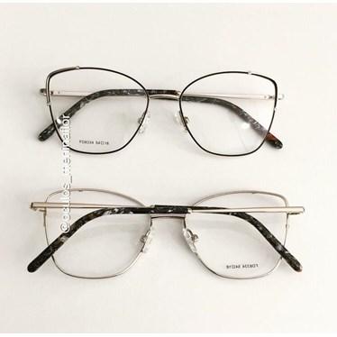 Armação de óculos de grau - Maldivas - Preto