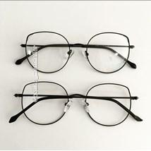Armação de óculos de grau - Malévola - Preto
