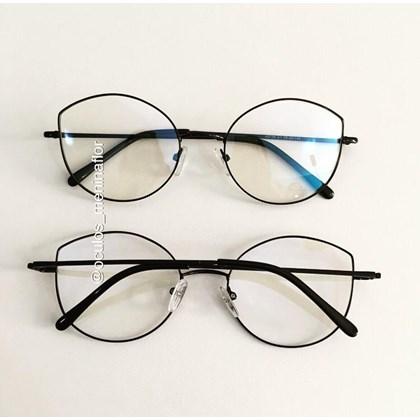 Armação de óculos de grau - Malévola Two - Preto