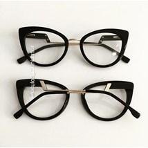 Armação de óculos de grau - Manie Marrie - Preto