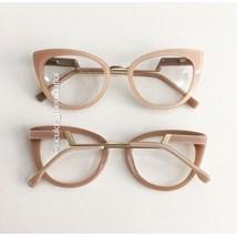 Armação de óculos de grau - Manie Marrie - Rose
