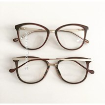 Armação de óculos de grau - Manu - Marrom