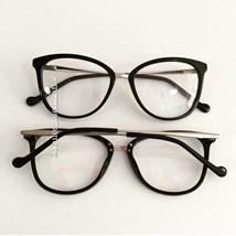 Armação de óculos de grau - Manu - Preto