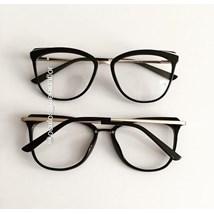 Armação de óculos de grau - Manu Two - Preto