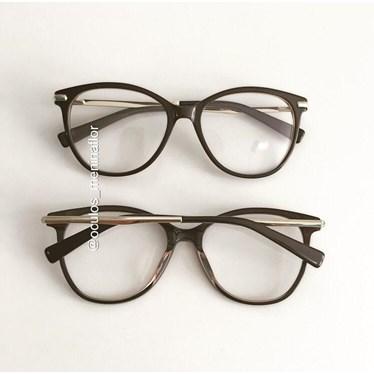 Armação de óculos de grau - Manuela 10067 - Marrom