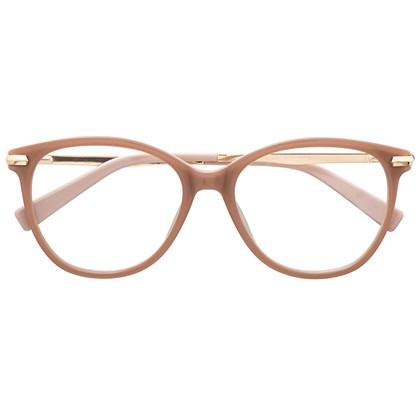 Armação de óculos de grau - Manuela 10067 - Nude Candy claro